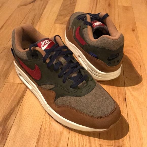 Nike Air Max 1 Pendleton iD Men's Shoe | Air Max 1 ID Air